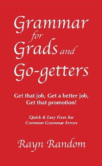 Cover Grammar for Grads and Go-getters