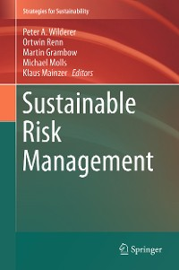Cover Sustainable Risk Management