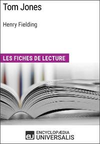 Cover Tom Jones d'Henry Fielding