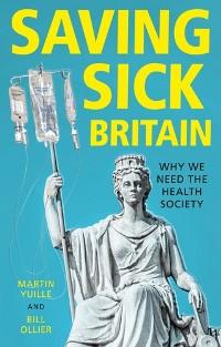Cover Saving sick Britain