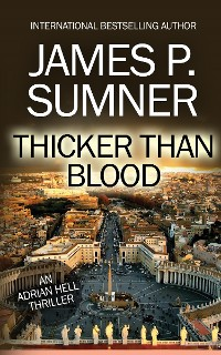 Cover Thicker Than Blood: A Thriller