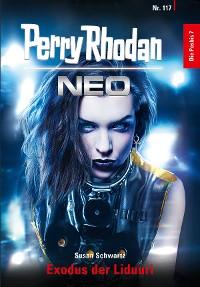 Cover Perry Rhodan Neo 117: Exodus der Liduuri