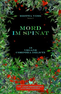 Cover Mord im Spinat