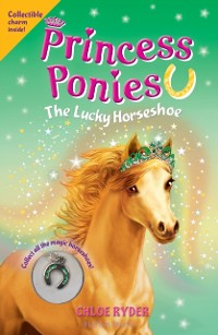 Cover Princess Ponies 9: The Lucky Horseshoe