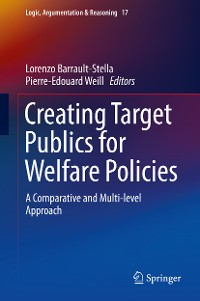 Cover Creating Target Publics for Welfare Policies