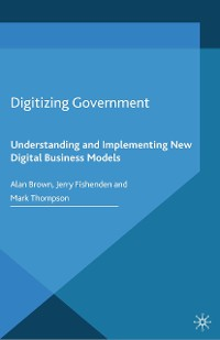 Cover Digitizing Government
