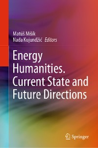 Cover Energy Humanities. Current State and Future Directions