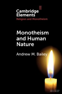 Cover Monotheism and Human Nature
