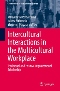 Cover Intercultural Interactions in the Multicultural Workplace