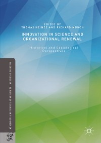 Cover Innovation in Science and Organizational Renewal