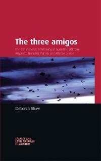 Cover The three amigos