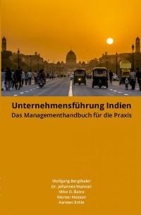 Cover Unternehmensführung Indien