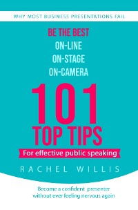 Cover 101 Top Tips for Effective Public Speaking