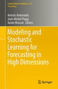 Cover Modeling and Stochastic Learning for Forecasting in High Dimensions