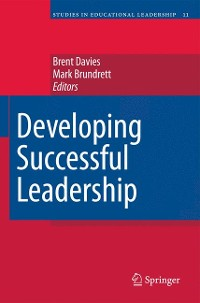 Cover Developing Successful Leadership