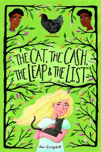 Cover The Cat, the Cash, the Leap, and the List