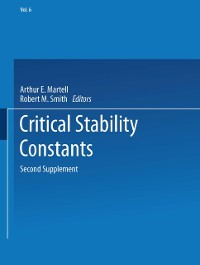 Cover Critical Stability Constants
