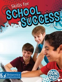 Cover Skills for School Success