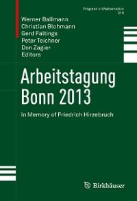 Cover Arbeitstagung Bonn 2013