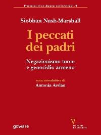 Cover I peccati dei padri. Negazionismo turco e genocidio armeno
