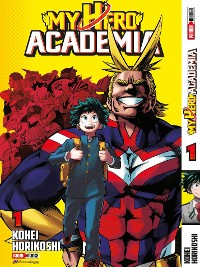 Cover My Hero Academy