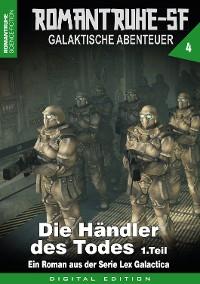 Cover ROMANTRUHE-SF - Galaktische Abenteuer 4