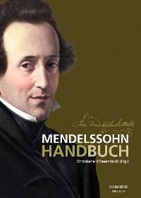Cover Mendelssohn-Handbuch