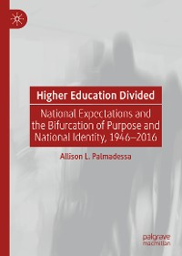 Cover Higher Education Divided