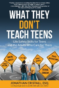 Cover What They Don't Teach Teens