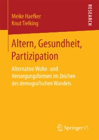 Cover Altern, Gesundheit, Partizipation