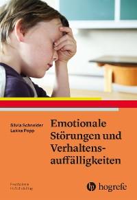 Cover Emotionale Störungen und Verhaltensauffälligkeiten