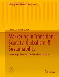 Cover Marketing in Transition: Scarcity, Globalism, & Sustainability