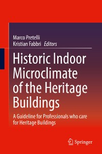 Cover Historic Indoor Microclimate of the Heritage Buildings
