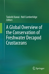 Cover A Global Overview of the Conservation of Freshwater Decapod Crustaceans