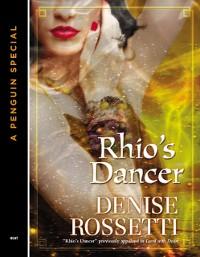 Cover Rhio's Dancer (Novella)