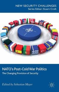 Cover NATO's Post-Cold War Politics