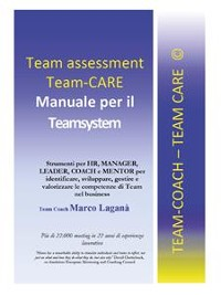 Cover Team Assessment Team CARE: Manuale per il Teamsystem