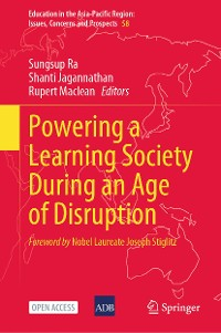 Cover Powering a Learning Society During an Age of Disruption