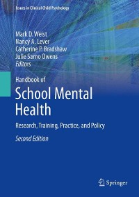 Cover Handbook of School Mental Health