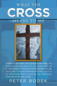 Cover What the Cross Means to Me