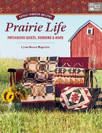 Cover Kansas Troubles Quilters Prairie Life