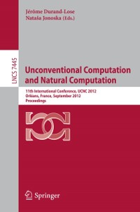 Cover Unconventional Computation and Natural Computation