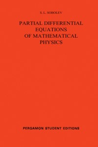 Cover Partial Differential Equations of Mathematical Physics