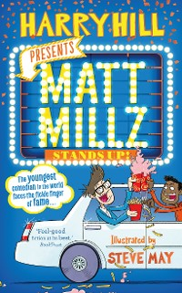 Cover Matt Millz Stands Up!