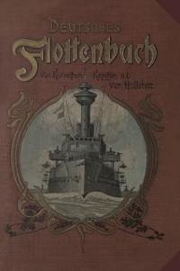 Cover Deutsches Flottenbuch