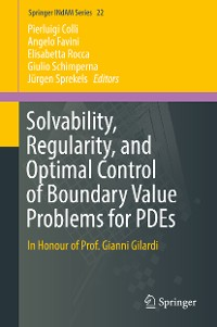Cover Solvability, Regularity, and Optimal Control of Boundary Value Problems for PDEs