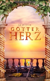 Cover Götterherz (Band 2)