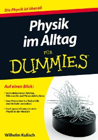Cover Physik im Alltag für Dummies