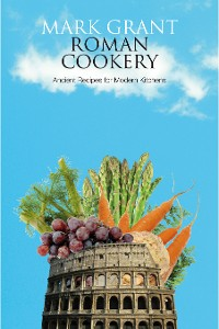 Cover Roman Cookery
