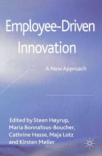 Cover Employee-Driven Innovation